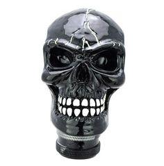 Skull Design Car Truck Gear Shift Shifter Knob