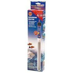 Cascade 150 Watt Submersible Aquarium Heater