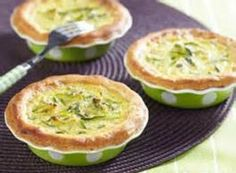 Mini courgette quiche: bladerdeeg,tomaat,courgette,parmesankaas,pesto,zout en peper. 25min in oven op 180oC.