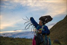 Sept 2014- Stunning pictures as shamans from around the world gather in Sayan Mountains. 'Call of 13 Shamans' was held in an area of Siberia that retains great respect for shamans and was intended as a show of unity by the planet's most respected practitioners. Photos: Alexander Nikolsky