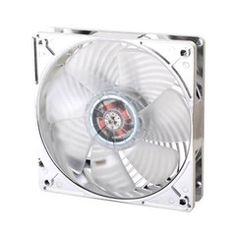 SST-AP121-White: SilverStone created Air Penetrator fan specifically designed for intake fan applications, where airflow rating is not a priority. The design goal for Air Penetrator is to focus airflow into a column that can be channeled through various obstacles inside the modern computer case for more efficient cooling performance Computer Case, Modern, Fans, Design, Trendy Tree