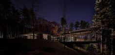glass-wood house 01