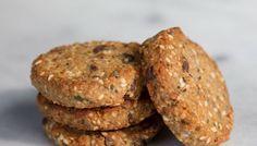 Biscotti ai semi di chia, ricetta vegetariana