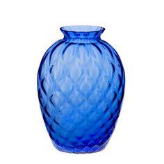 "Vase ""Polaris"" - Modell 875.170.355 - Größe Medium - Carlo Moretti - Murano Glas"