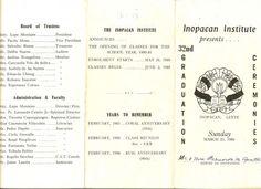 INOPACAN INSTITUTE: BATCH 1980 of graduating class of Inopacan Institu...