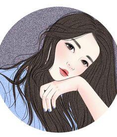 cute drawings of animals Animes Wallpapers, Cute Wallpapers, Tmblr Girl, Digital Art Girl, Korean Art, Beautiful Anime Girl, Anime Art Girl, Aesthetic Art, Cartoon Art