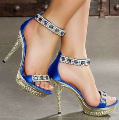 Ladies Shoes Trends..