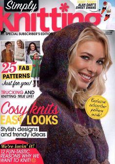 Simply Knitting+Simply Crochet+Knitting Magazine+Festive Knits to Gift 2011 ww00001