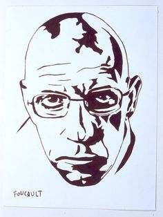 """""""I'm no prophet. My job is making windows where there were once walls.""""    ~ Michel Foucault, (1926 - 1984)    [click on this image to find a bundle videos that illustrate Foucault's ideas]"""