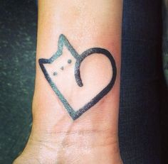 The Top Tattoos for ALL Cat Lovers! #14 is OUR FAVORITE! | INKEDD