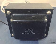 Drake L-7 Amplifier Original Transformer B1833-E Part 369-0010 Used