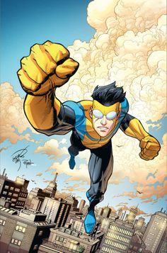 Invincible Mark Grayson | Characters and why I like them [Invincible/Mark Grayson]