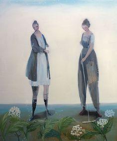 Kristin  Vestgard: Time Campden Gallery,