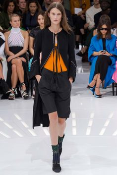 Christian Dior Spring 2015 Ready-to-Wear Fashion Show - Marie Piovesan (Viva)