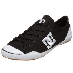 $40.00-$40.00 DC Women's Chelsea Z Low Sneaker,Black/White,6.5 M US - Before your feet permanently adopt the stink from your old skate shoes, get the breathable DC WomenAAAs Chelsea Zero Low Skate Shoe. The narrow shape fits the female foot like a glove, and the low-top design screams summer. The upperAAAs vent holes direct grungy air out, and the textile-lined tongue wicks sweat before it pools b ...