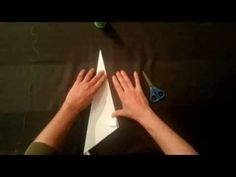 How to make paper kite-paper kite-Best paper kite in the world, amazing flying - YouTube