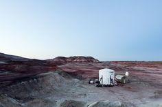 Mars Desert Research Station, UT