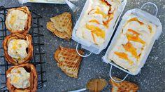 Kesän paras jäätelö on itse tehty!