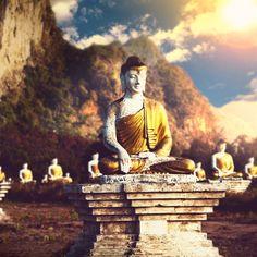 Buddha...find your center