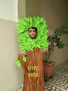 Tree Fancy Dress, Indian Fancy Dress, Fancy Dress For Kids, Kids Dress Up, Fairy Costume Kids, Tree Costume, Halloween Costumes For Kids, Best Fancy Dress Costumes, Cute Baby Costumes