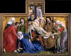 El Museo del Prado presenta una exposición dedicada a uno de los artistas más influyentes del siglo XV, Rogier van der Weyden: http://www.guiarte.com/noticias/van-der-weyden-museo-prado-2015.html