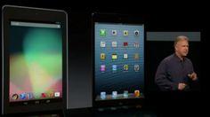 Nexus 7.2- en uppdaterad version av Nexus 7 surfplattan.