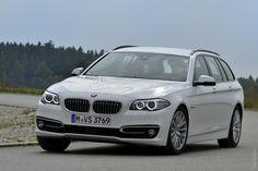 2014 BMW 520d Touring