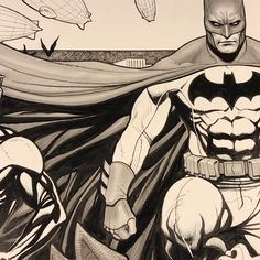 """2,581 Likes, 13 Comments - Frank Cho (@frankchoartist) on Instagram: """"DRAWING VIDEO - Gray toning the BATMAN #50, Frank Cho Exclusive Variant Cover. Okay, gang. Here's…"""""""