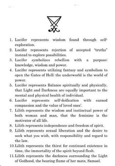 Occult, The Adversarial Doctrine, by Michael W. Satanic Rules, Satanic Art, Occult Symbols, Occult Art, Magick, Witchcraft, Wicca, Laveyan Satanism, The Satanic Bible