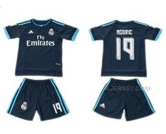 http://www.xjersey.com/201516-real-madrid-19-modric-champions-league-away-youth-jersey.html 2015-16 REAL MADRID 19 MODRIC CHAMPIONS LEAGUE AWAY YOUTH JERSEY Only $35.00 , Free Shipping!