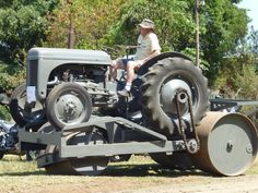 Home Built 3 Point Tractor Attachments Homesteading Today Metalwork Projects