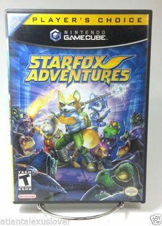 Star Fox Adventures Mint GameCube Nintendo Complete Game Cube Star Fox 0045496960063 | eBay