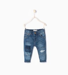 Low rise jeans-Collection-Baby boy | 3 months - 3 years-KIDS | ZARA United States