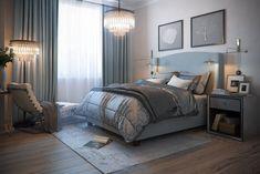 Фотография:  в стиле , Квартира, Проект недели, Москва, Виктория Киорсак, Монолитный дом, 3 комнаты, 60-90 метров, ЖК «Богородский» – фото на InMyRoom.ru