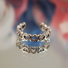 Sterling Silver Toe Rings at Belly Charms
