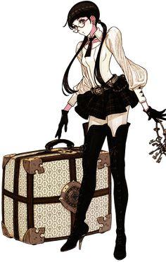 Accord Voiced by: Ami Koshimizu (Japanese), Eden Riegel (English)