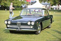 1960 Alfa Romeo 2000 Praho
