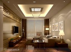 House Ceiling Design, Ceiling Design Living Room, Bedroom False Ceiling Design, Ceiling Decor, Living Room Designs, House Design, Kitchen Ceiling Design, Living Room Modern, Living Room Interior