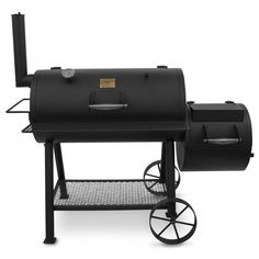 Char-Broil Oklahoma Joes Longhorn Smoker/Grill-779817 - Gander Mountain