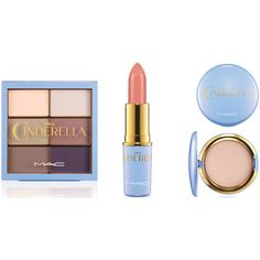 The 3 Products to Buy from the MAC x Cinderella Collection ❤ liked on Polyvore featuring makeup and beauty