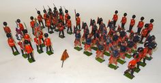 Lot 398 - Britains Foot Guards