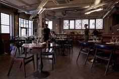 Union's Street Cafe, Southwark, London