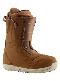 Men's Red Wing® Leather x Burton Ion Leather Snowboard Boot Winter Hiking, Winter Fun, Snow Boots, Winter Boots, Wakeboard, Snowboard Bindings, Fun Winter Activities, Snowboarding Men, Lake George