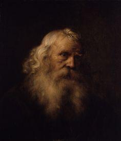 Jan Lievens  Portrait 1600s