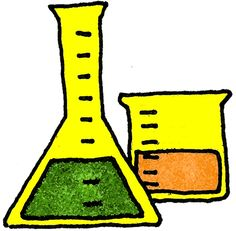 Science Clip Art For Children 1st Grade Science, Science Fun, Oak Ridge National Laboratory, Science Clipart, States Of Matter, Academy Of Sciences, Back To School Supplies, Applied Science, School Projects