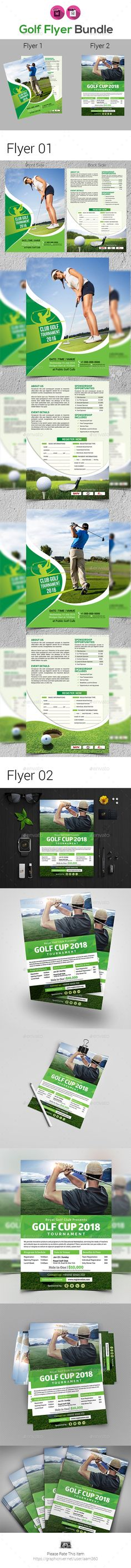Charity Event Flyer Template Event flyer templates, Event flyers - golf tournament flyer template