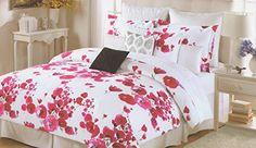 Nicole Miller 3pc Queen or King Duvet Cover Set Gray Red Poppy Seed Flowers (King) Nicole Miller http://www.amazon.com/dp/B00M9DHPVI/ref=cm_sw_r_pi_dp_oMO1ub0G9N1VE