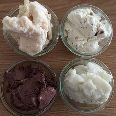 Leckere hausgemachte Eiscreme, sowie Kaffee und Kuchen in der Eisdiele Nunzio in Steglitz | creme berlin