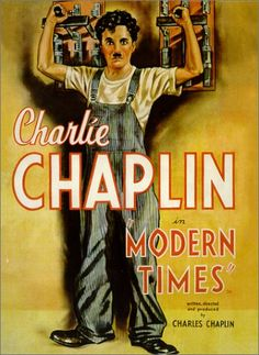 Directed by Charles Chaplin. The Tramp struggles to live in modern industrial society with the help of a young homeless woman.