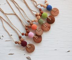 Etno Mama Nursing Necklace by KangarooCare  Choose by KangarooCare,